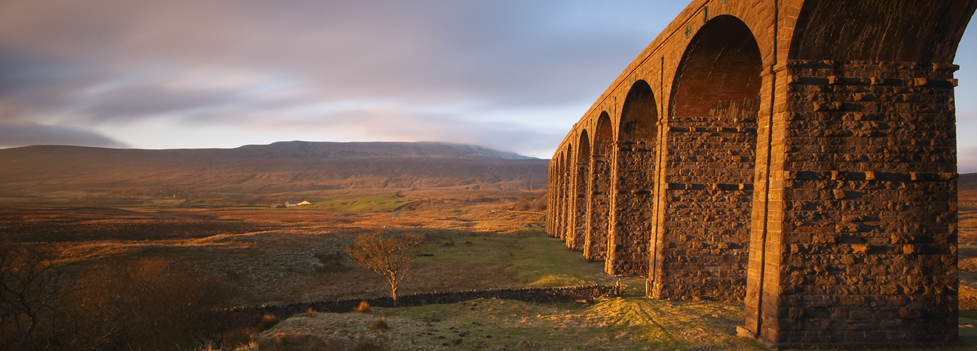 Ribblehead viaduct - Settle