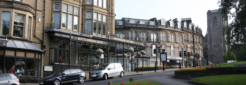 Harrogate, Bettys Tea - Harrogate