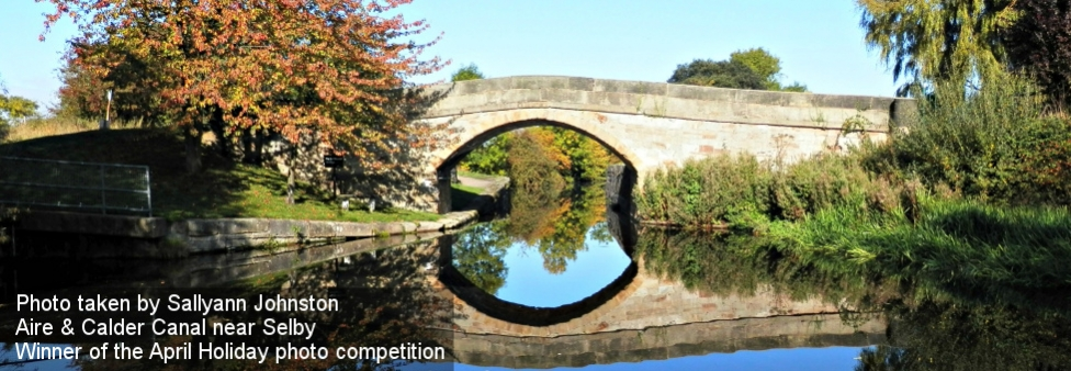 April photo competition winner - Selby