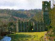 Fountains Abbey & Studley Royal Water Garden