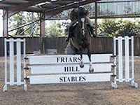 Friars Hill Stables- BHS Approved