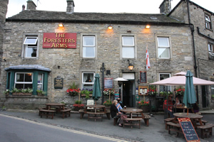 Grassington - Foresters Arms