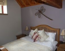 Grouse Hill - Stable Cottage double bedroom