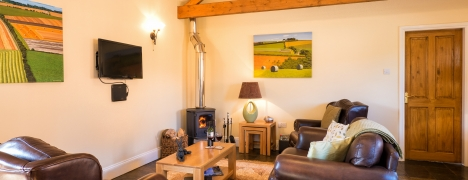 Humble Bee Farm Luxury Cottages - *Four Star Gold