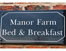 Manor Farm Holiday Cottages & Bed and Breakfast