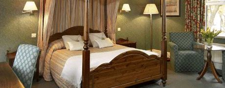 Old Golf House Hotel -Stylish 3 Star with 52 ensuite rooms including 4 posters & exec suites