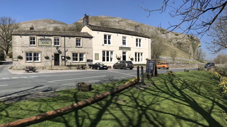 Tennants Arms Hotel Bed Breakfast In Grassington Yorkshire Holidays