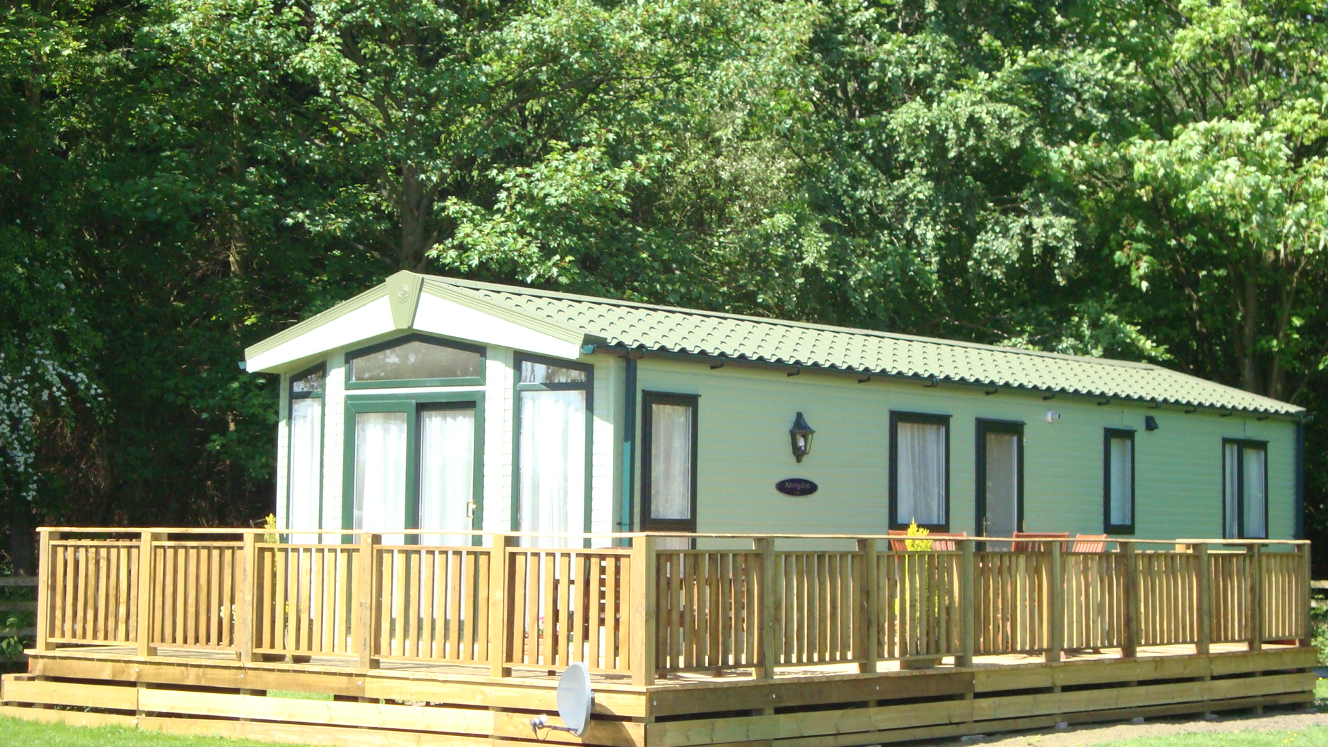 Cool Reynard Crag Holiday Park Harrogate North Yorkshire North Of England