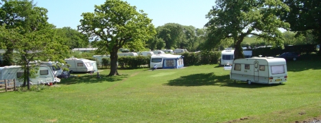 Woodhouse Farm Holiday park - Open mid March to end of October